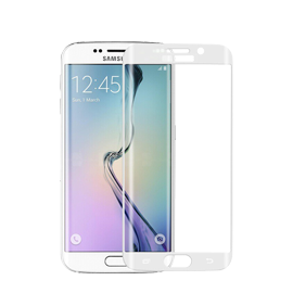For samsung galaxy S7 Edge 3D curved glass screen protector , accurate touch sensitivity premium ful